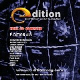 Various artists - E-dition #13