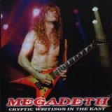 Megadeth - Cryptic Writings In The East