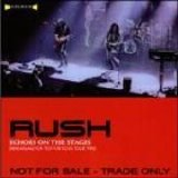 Rush - Echoes On The Stages