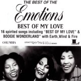 The Emotions - Best of My Love: The Best of the Emotions