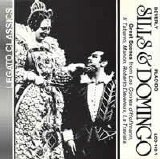 Beverly Sills & Placido Domingo - Great Scenes from Les Contes d'Hoffman-Il Tabarro-Manon-Roberto Devereux-La Traviata