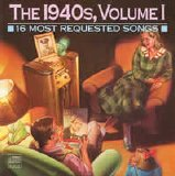 Various artists - The 1940's -16 Most Requested Songs [Vol1]