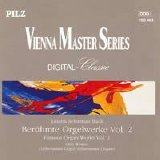 Otto Winter - [Vienna Master Series] Bach - Famous Organ Works [Vol 2]