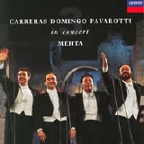 Various artists - Carreras Domingo Pavarotti In Concert - Mehta