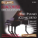 Various artists - Discover The Classics - The Piano Concerto