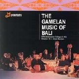 Indonesian College Of Art - The Gamelan Music Of Bali
