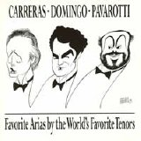 Various artists - Favorite Arias by the World's Favorite Tenors
