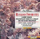 Various artists - Russian Orchestral Favorites