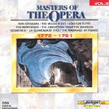 Mozart - Masters of the Opera [Vol 2] [1772-1791]