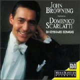 John Browning - John Browning Performs Domenico Scarlatti - 30 Keyboard Sonatas