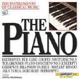 Various artists - The Instruments Of Classical Music: Piano (Vol. 7)