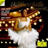 Kathleen Battle - Kathleen Battle at Carnegie Hall