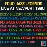 Various artists - Four Jazz Legends - Live at Newport 1960