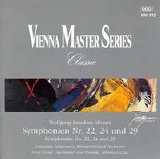 Camerata Labacensis - Mozart Festival Orchestra - [Vienna Master Series] Mozart - Symphonies No. 22, 24 and 29