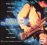Various artists - Strictly Saxophone