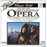 Various artists - Great Moments of Opera [Vol 2]