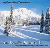 Janey Clewer - Your favourite Christmas CD