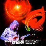 Tangerine Dream - Tangerine Tree - Volume 25 - Detroit 1977
