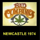 Bad Company - Newcastle Live