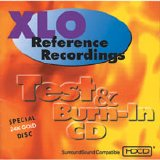 Various artists - XLO Reference Recordings Test & Burn-In CD