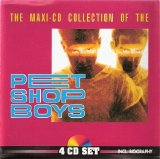 Pet Shop Boys - The Maxi CD Collection