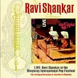 Ravi Shankar - Live At The Monterey International Pop Festival