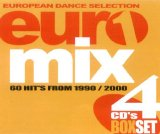 Various artists - Euro Mix 1 - 60 Hit's from 1990 / 2000
