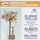 Various artists - Overtures by Suppe and Auber [Mercury - Living Presence]