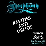 Symphony X - Rarities and Demos - Fan Club CD Number One