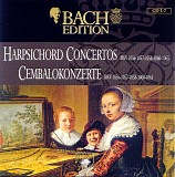 Johann Sebastian Bach - B007 Concertos for Harpsichord BWV 1056, 1057, 1058; for 2 Harpsichords BWV 1060; for 4 Harpsichords BWV 1065