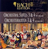Johann Sebastian Bach - B004 Orchestral Suites No. 3 and 4, BWV 1068, 1069