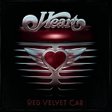 Heart - Red Velvet Car