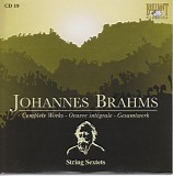 Johannes Brahms - 19 String Sextets No. 1 and 2