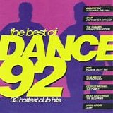 Various artists - The Best of Dance 92 LP