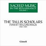 Peter Phillips - Sacred Music in the Renaissance, Vol. 1 CD3