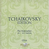"Peter Iljitsch Tschaikowsky - 16-17 The Nutcracker; Orchestral Suites No. 3 and No. 4 ""Mozartiana"""