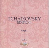 Peter Iljitsch Tschaikowsky - 51 Songs - Volume 1