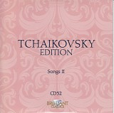 Peter Iljitsch Tschaikowsky - 52 Songs - Volume 2: Children's Songs Op. 54; Six Romances Op. 73