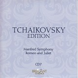 Peter Iljitsch Tschaikowsky - 07 Manfred Symphony; Romeo and Juliet