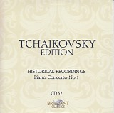 Peter Iljitsch Tschaikowsky - 57 Historical Recordings - Piano Concerto No. 1 (Richter; Kissin)