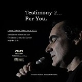 Neal Morse - Inner Circle DVD July 2011: Testimony 2...For You