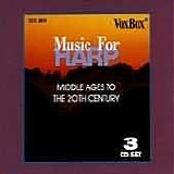 Various Artists - Music For Harp CD3