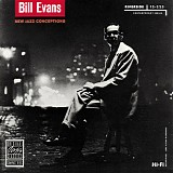 Bill Evans - New Jazz Conceptions