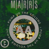 M.A.R.R.S - Pump Up The Volume [CD Single]