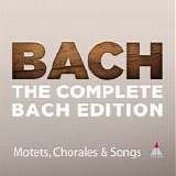 Robin Gritton - Complete Bach Edition: Motets, Chorales & Songs