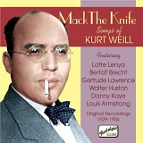 Various artists - Mack The Knife (Songs 1929-1956)