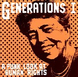Various Artists - Generations I - A Punk Look At Human Rights