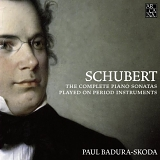 Paul Badura-Skoda - The Complete Piano Sonatas CD4 D459, D845