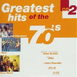 Various artists - Greatest Hits Of The 70's - CD 2
