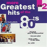 Various artists - More Greatest Hits Of The 80's - CD 2